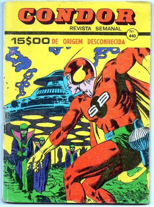 SUPER BOY - 13 . DE ORIGEM DESCONHECIDA