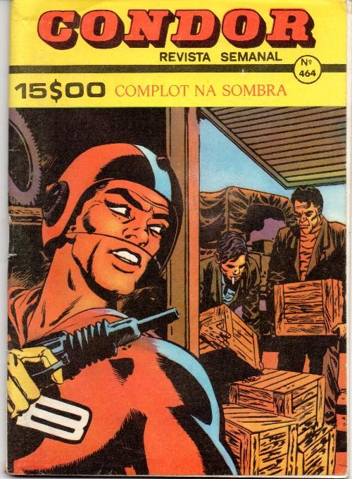 SUPER BOY - 15 . COMPLOT NA SOMBRA