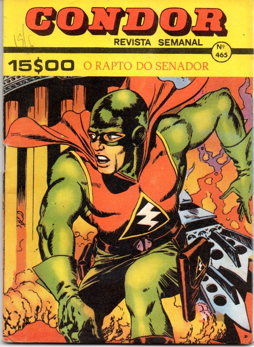 TENAX - 13 . RAPTO DO SENADOR (O)