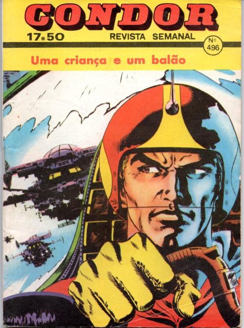SUPER BOY - 17 . CRIANÇA E UM BALÃO (UMA)