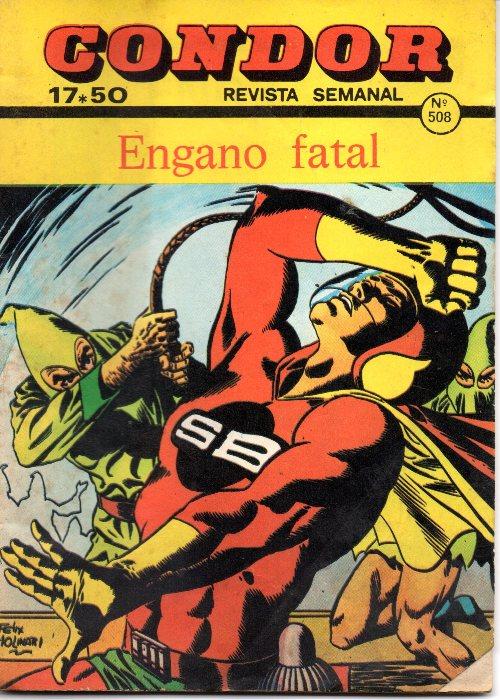 SUPER BOY - 18 . ENGANO