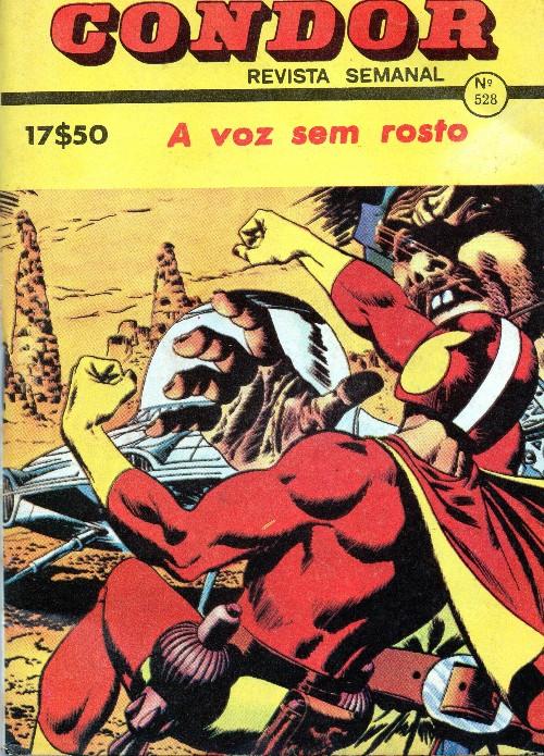 SUPER BOY - 21 . VOZ SEM ROSTO (O)