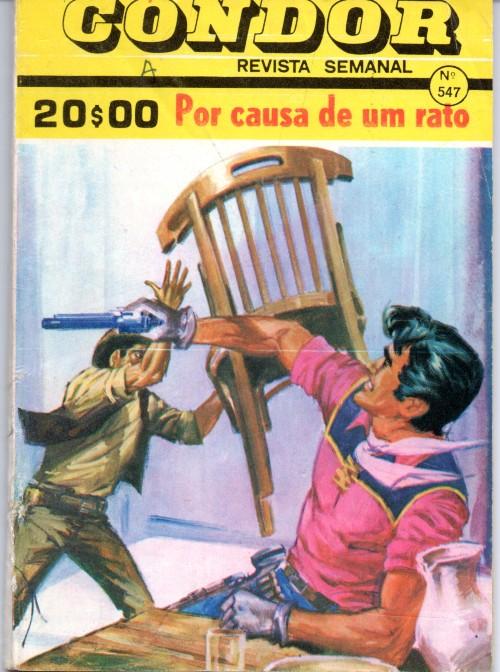 TEX TONE - 3 . POR CAUSA DE UM RATO