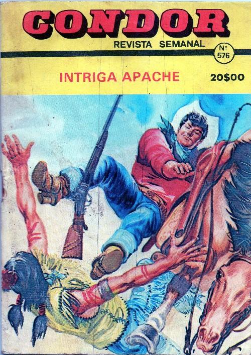 TEX TONE - 7 . INTRIGA APACHE