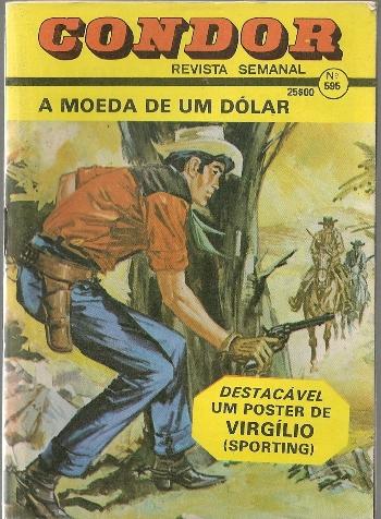 TEX TONE - 10 . MOEDA DE UM DÓLAR (A)