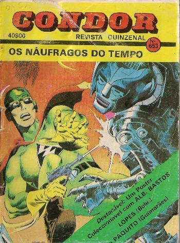 TENAX - 22 . NÁUFRAGOS DO TEMPO (OS)