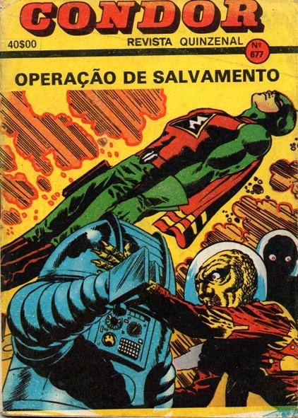 TENAX - 24 . OPERAÇÃO DE SALVAMENTO EM HADÈS