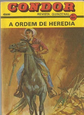 TENAX - 27 . ORDEM DE HEREDIA (A)