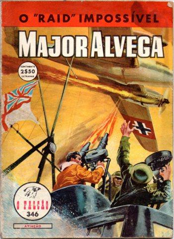 MAJOR ALVEGA - 1 . RAID IMPOSSÍVEL (O)