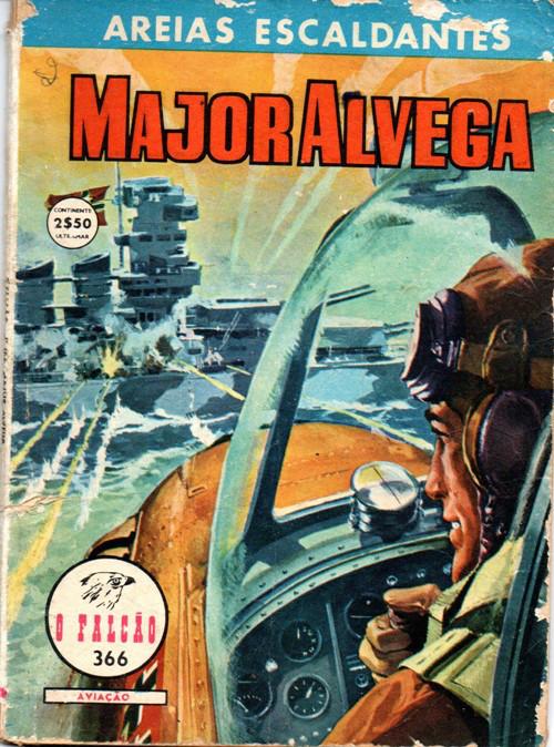 MAJOR ALVEGA - 4 . PRAIA X (A)
