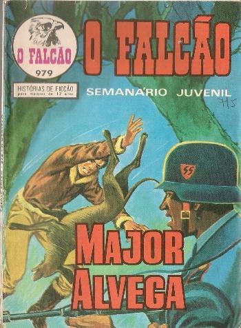 MAJOR ALVEGA - 51 . DIA DE TRABALHO (UM)