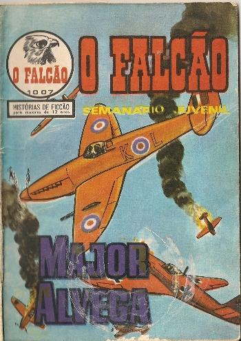 MAJOR ALVEGA - 53 . WELLINGTON (O)