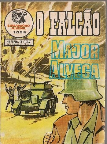 MAJOR ALVEGA - 66 . NAVEGAÇÃO NOCTURNA