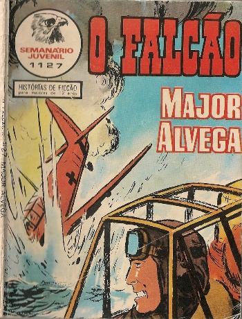 MAJOR ALVEGA - 70 . PERIGO NA NOITE