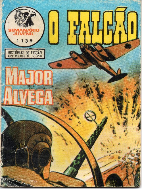 MAJOR ALVEGA - 71 . ATAQUE DIURNO