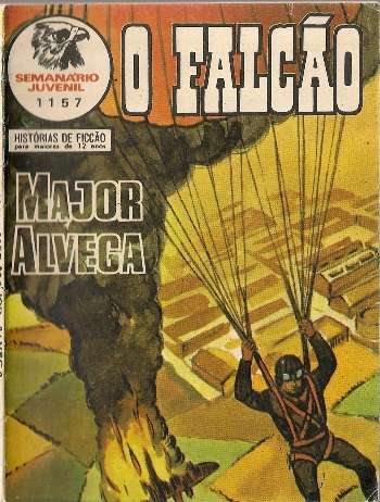 MAJOR ALVEGA - 74 . RESGATE (O)