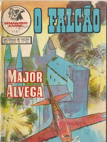 MAJOR ALVEGA - 75 . TEIA DE ARANHA (A)(*)