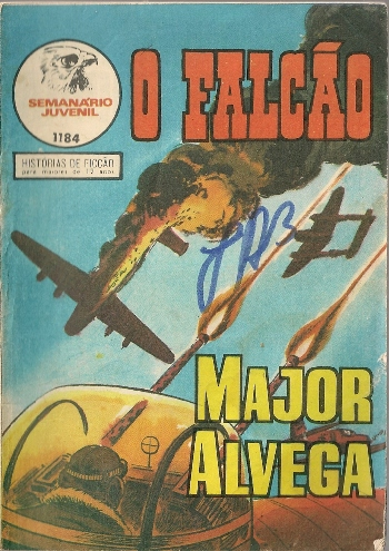MAJOR ALVEGA - 79 . FORTALEZAS FLUTUANTES