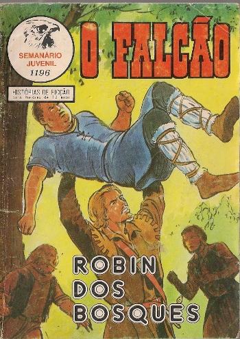 ROBIN DOS BOSQUES - 2 . REINOLD O BANDIDO