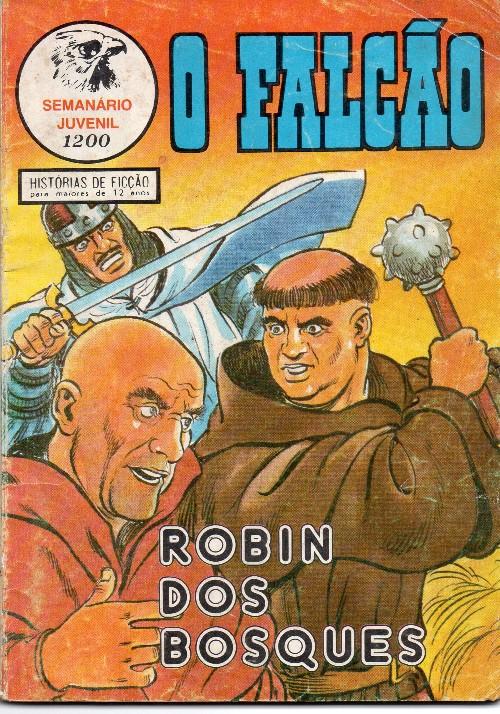 ROBIN DOS BOSQUES - 3 . EREMITA (O)