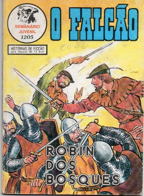 ROBIN DOS BOSQUES - 6 . INVASOR (O)
