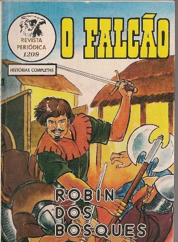 ROBIN DOS BOSQUES - 7 . TESOURO (O)(*)
