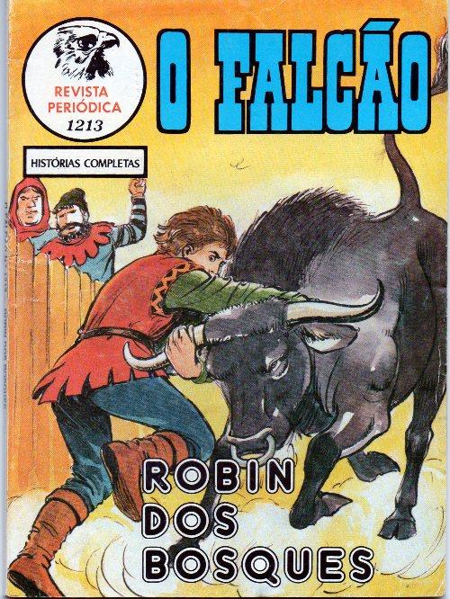 ROBIN DOS BOSQUES - 9 . TORNEIO (O)