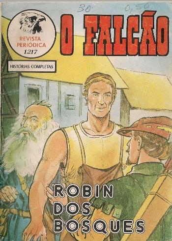 ROBIN DOS BOSQUES - 12 . FALSO SAXÃO (O)