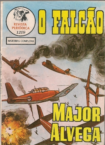MAJOR ALVEGA - 85 . DIA DA VINGANÇA (O)