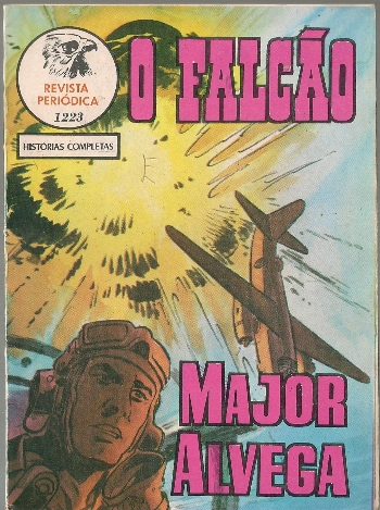 MAJOR ALVEGA - 86 . TERROR DOS MARES (O)