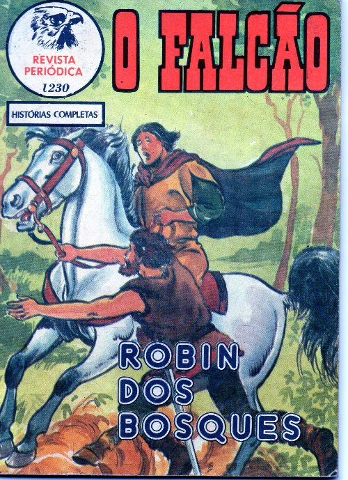 ROBIN DOS BOSQUES - 18 . OSVALDO O SAXÃO