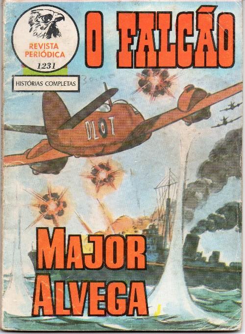MAJOR ALVEGA - 88 . OPERAÇÃO NA SELVA