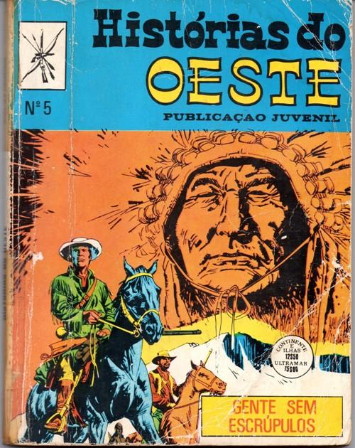 HISTÓRIAS DO OESTE 05