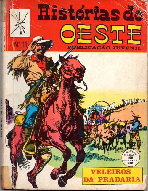 HISTÓRIAS DO OESTE 11
