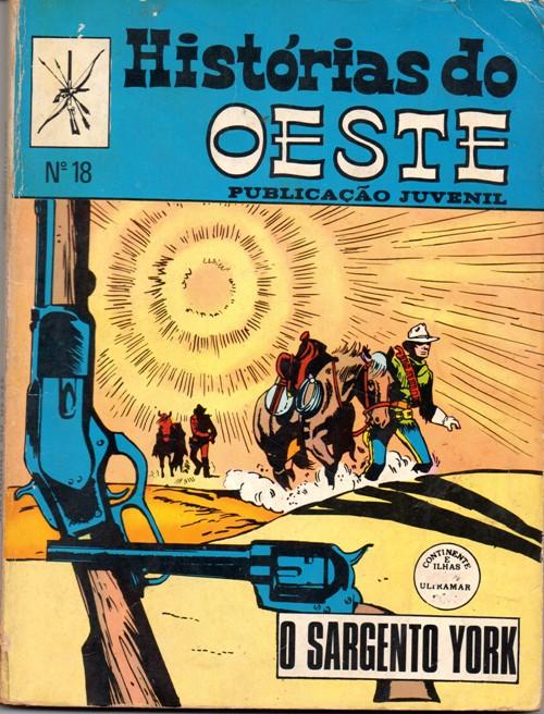 HISTÓRIAS DO OESTE 18