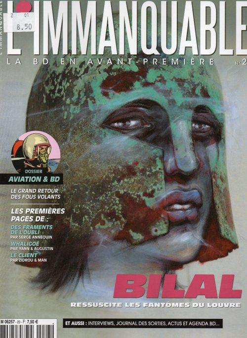 LIMMANQUABLE 23
