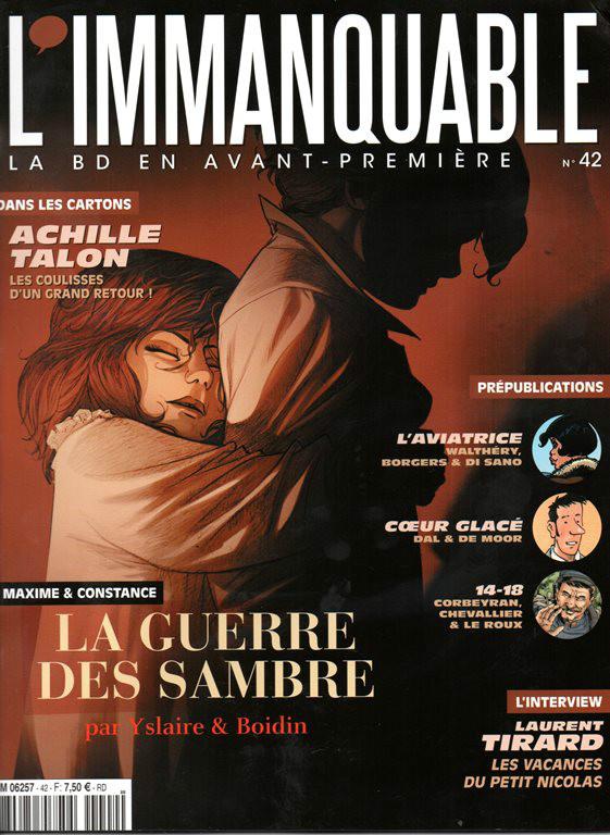 L'IMMANQUABLE42