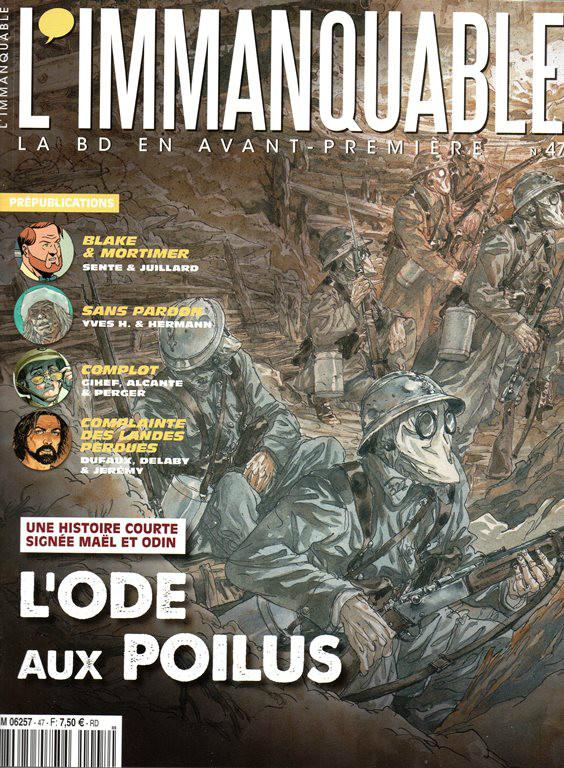 L'IMMANQUABLE47