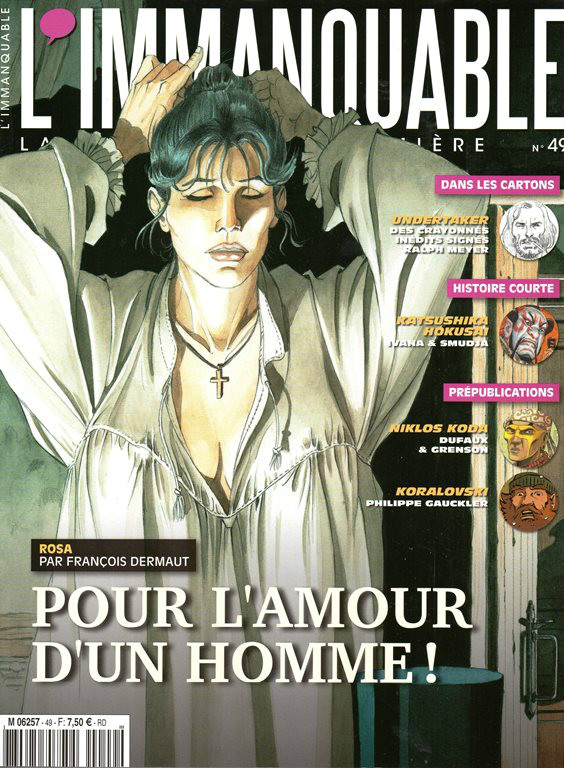 L'IMMANQUABLE49