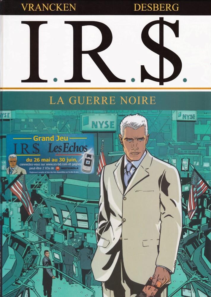 I.R.$. - 8 . GUERRA NEGRA