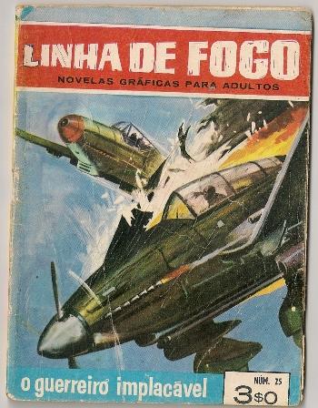 LINHA FOGO 25