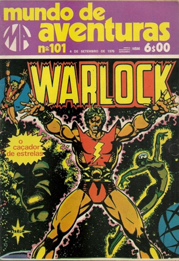 WARLOCK - 1 . MAGOS! (O)