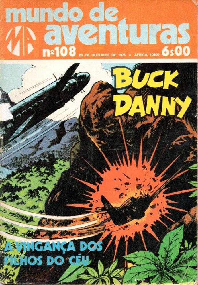 BUCK DANNY - 3 . VINGANÇA DOS FILHOS DO CÉU (A)