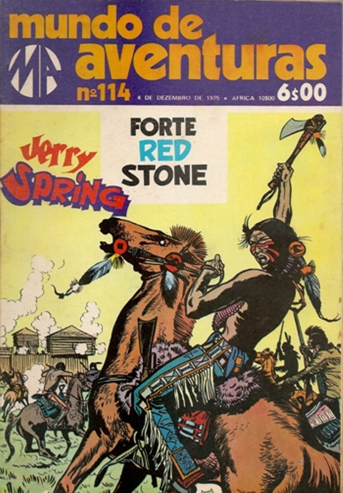 JERRY SPRING - 9 . FORTE RED STONE