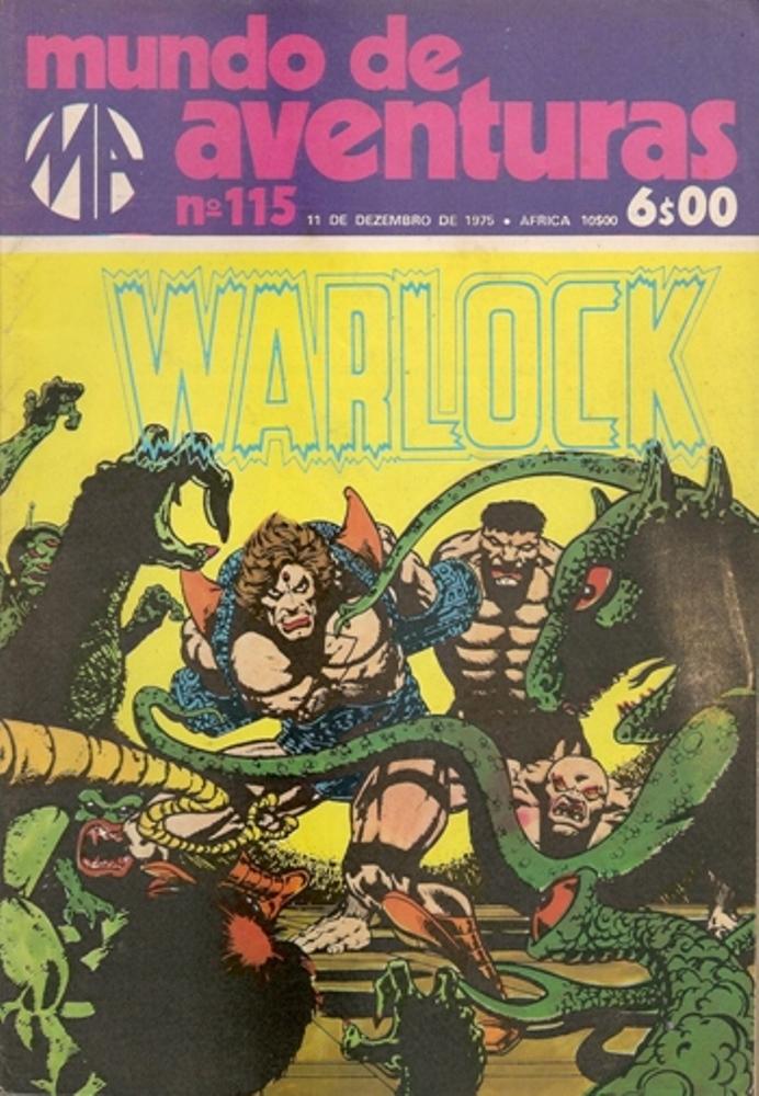 WARLOCK - 2 . NAVE DA MORTE (A)