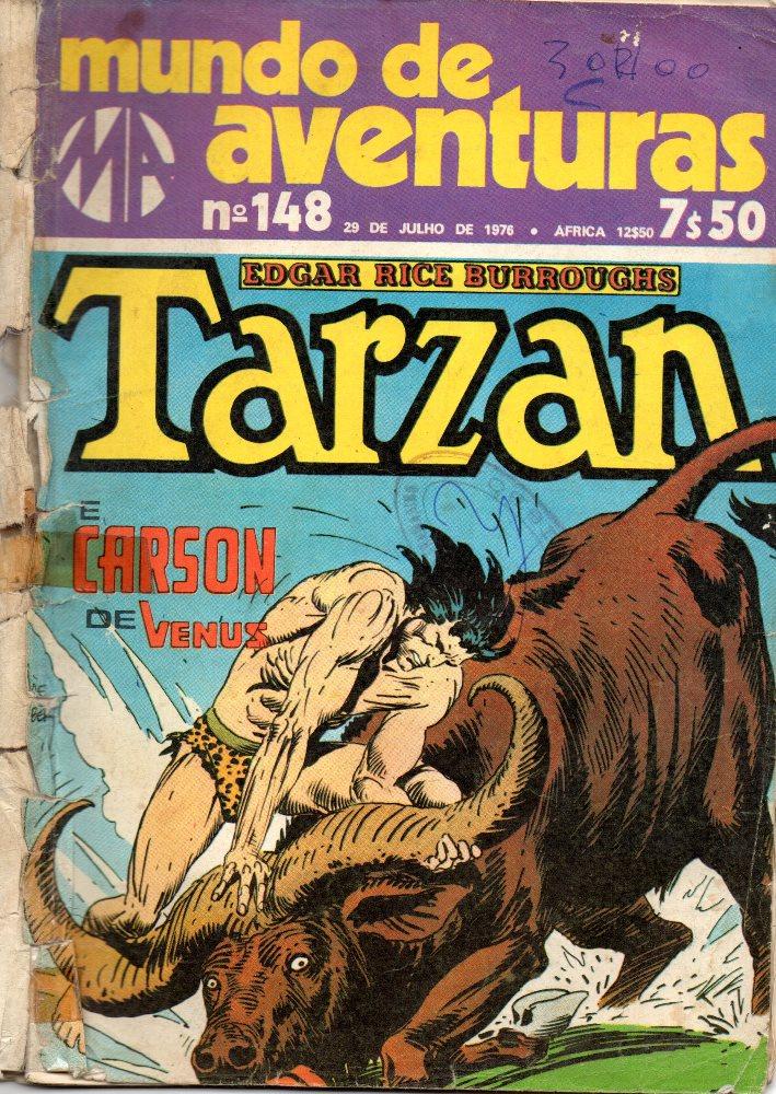 TARZAN - 5 . BALU DOS GRANDES MACACOS
