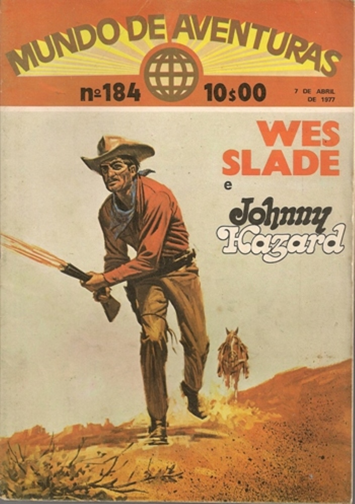 WES SLADE - 4 . MUCH HOMBRE