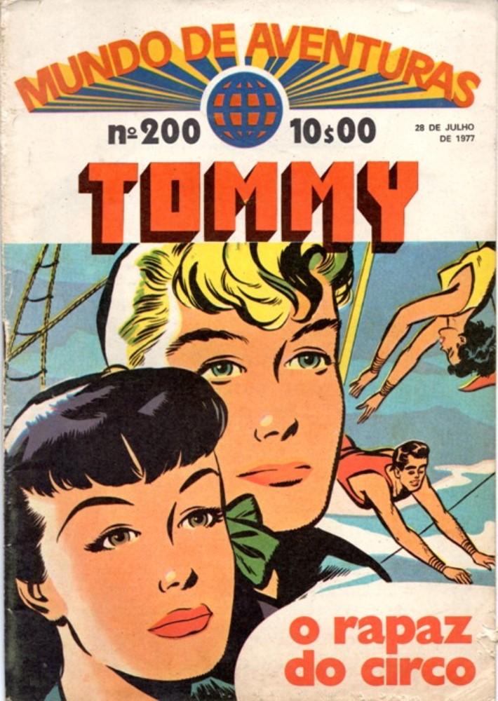 TOMMY - 1 . TOMMY O RAPAZ DO CIRCO