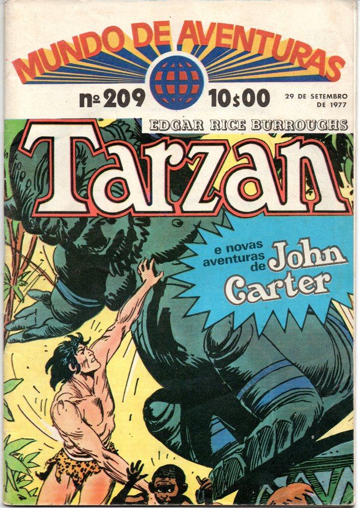 TARZAN - 7 . RENEGADOS (OS)