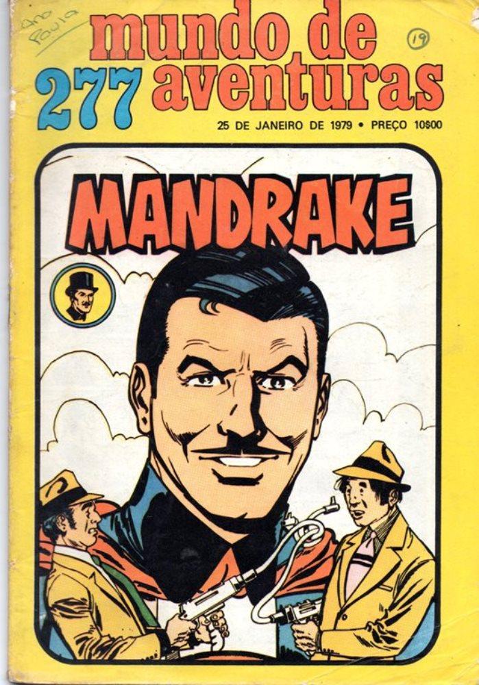 MANDRAKE - 31 . LEONOR TEM UM PRETENDENTE